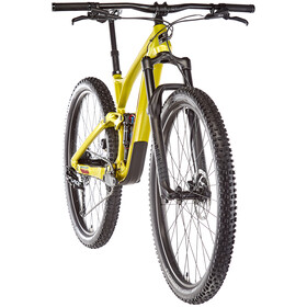 "GT Bicycles Sensor Carbon Elite 29"", gloss limegold"